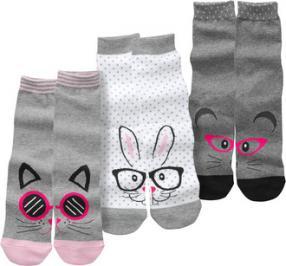 Отзыв на 3 пары Дамен-Socken из Интернет-Магазина Ernsting's family