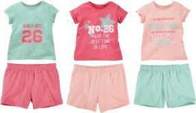 Отзыв на LUPILU® для девочки малыша Пижама короткие из Интернет-Магазина LIDL