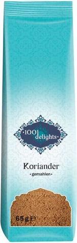 Отзыв на 1001 delights Koriander из Интернет-Магазина LIDL