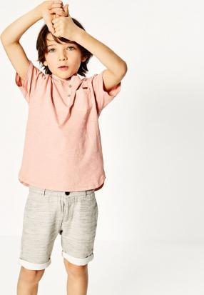 Отзыв на BASIC-HENLEYSHIRT из Интернет-Магазина Zara