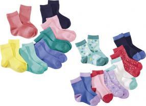 Отзыв на LUPILU®  пары носки для девочки малыша из Интернет-Магазина LIDL