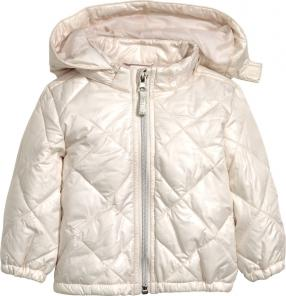 Отзыв на Стеганая куртка из Интернет-Магазина H&M