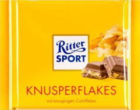 Отзыв на Ritter Sport из Интернет-Магазина LIDL