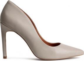 Отзыв на Кожаные туфли из Интернет-Магазина H&M