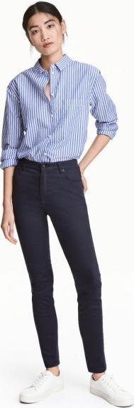 Отзыв на Супер стрейчевые брюки из Интернет-Магазина H&M