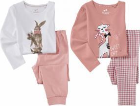 Отзыв на LUPILU® для девочки малыша пижама из Интернет-Магазина LIDL
