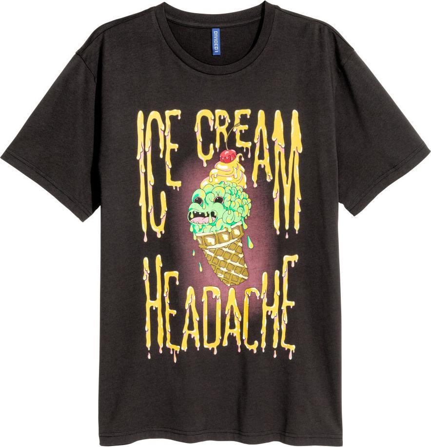 Отзыв на Футболка с принтом (футболки и майки) из H&M ... - photo#42