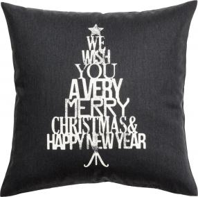 Отзыв на Weihnachts-Kissenhülle из Интернет-Магазина H&M