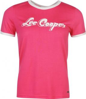 Отзыв на Lee Cooper   футболка для женщин из Интернет-Магазина Sports Direct