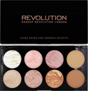 Отзыв на Makeup Revolution Ultra Blush Palette Golden Sugar из Интернет-Магазина ROSSMANN