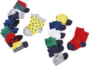 Отзыв на LUPILU®  пары носки для мальчика малыша из Интернет-Магазина LIDL