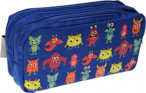 Отзыв на Heatons Monster Double Pencil Case из Интернет-Магазина Sports Direct