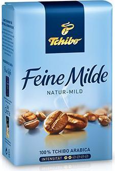 Отзыв на Feine Milde - 500g Ganze Bohne из Интернет-Магазина Tchibo