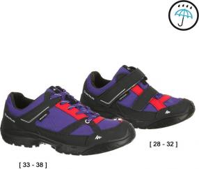 Отзыв на Обувь для ходьбы   для детей  QUECHUA из Интернет-Магазина Decathlon