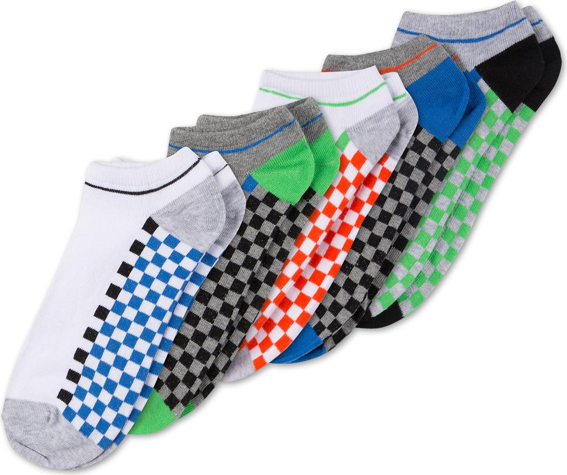 Отзыв на 5 пар коротких носков из Интернет-Магазина C&A