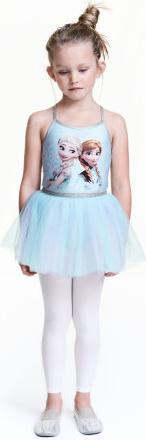 Отзыв на Костюм для балета с из Интернет-Магазина H&M