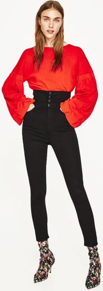 Отзыв на Высокий   Джинсы из Интернет-Магазина Zara