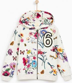 Отзыв на С цветочным узором из Интернет-Магазина Zara
