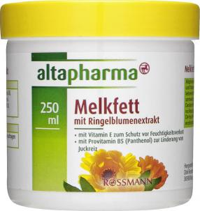Отзыв на altapharma Melkfett из Интернет-Магазина ROSSMANN