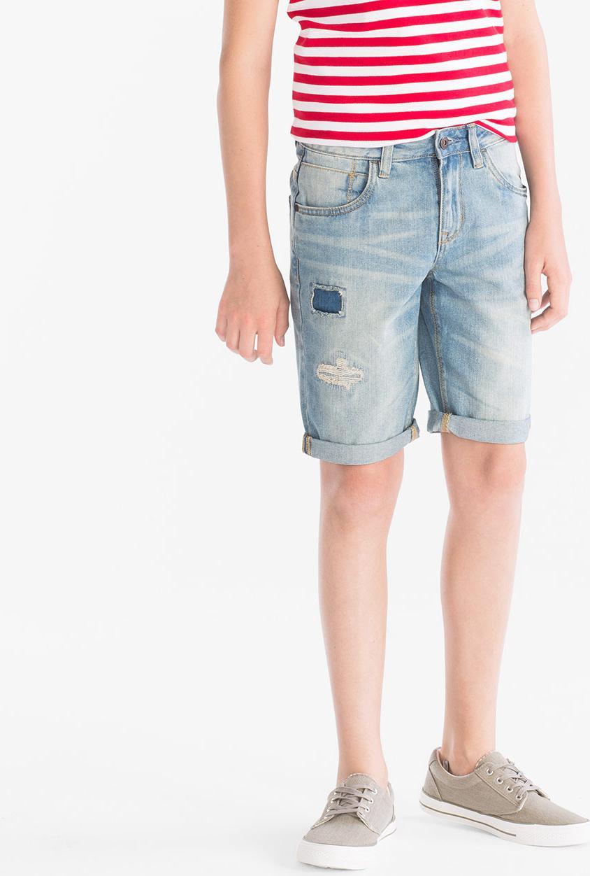 Отзыв на Джинсовые шорты с органического хлопка из Интернет-Магазина C&A