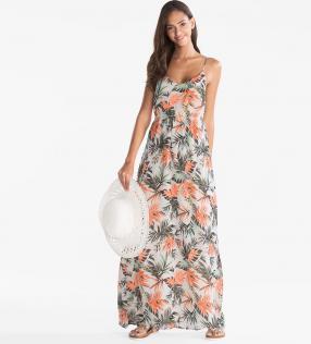 Отзыв на Длинное платье из Интернет-Магазина C&A