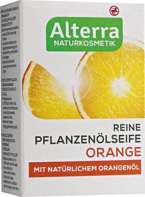 Отзыв на Alterra Мыло из растительного масла из Интернет-Магазина ROSSMANN