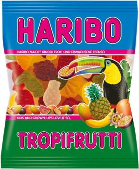 Отзыв на Haribo Tropifrutti из Интернет-Магазина ROSSMANN