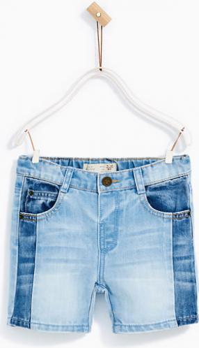 Отзыв на Джинсовый  шорты из Интернет-Магазина Zara