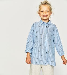 Отзыв на С принтом из Интернет-Магазина Zara