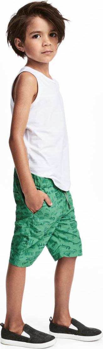 Отзыв на Хлопковые шорты из Интернет-Магазина H&M