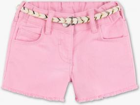 Отзыв на Джинсовые шорты с поясом из Интернет-Магазина C&A