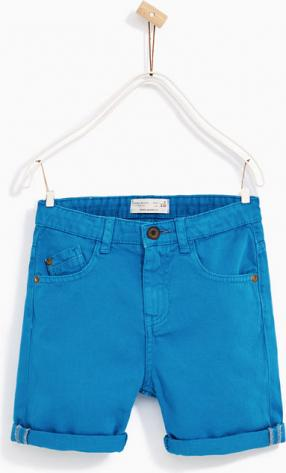 Отзыв на FIVE-POCKET-BERMUDASHORTS из Интернет-Магазина Zara
