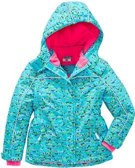 Отзыв на Лыжная курточка на девочку из Интернет-Магазина Ernsting