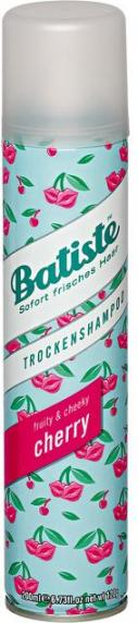Отзыв на Batiste Trockenshampoo fruity & cheeky cherry из Интернет-Магазина ROSSMANN