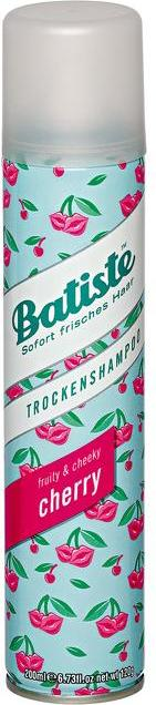 Отзыв на Batiste Trockenshampoo fruity & cheeky cherry из Интернет-Магазина ROSSMANN