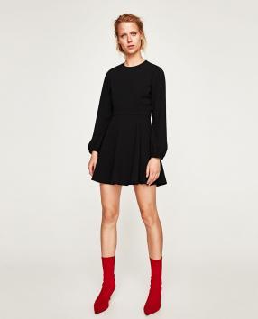 Отзыв на Короткое  Платье из Интернет-Магазина Zara