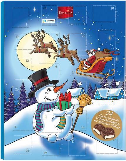 Отзыв на Рождественский календарь для детей из Интернет-Магазина LIDL