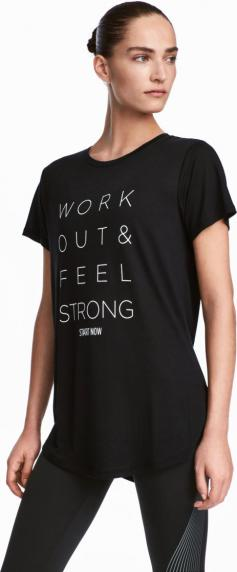 Отзыв на С принтом из Интернет-Магазина H&M