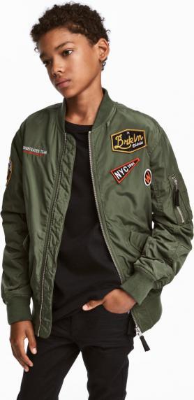 Отзыв на Куртка с аппликацией из Интернет-Магазина H&M