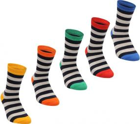 Отзыв на Crafted B 5PK Stripe Chd72 из Интернет-Магазина Sports Direct