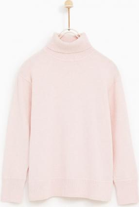 Отзыв на С высоким воротом из Интернет-Магазина Zara