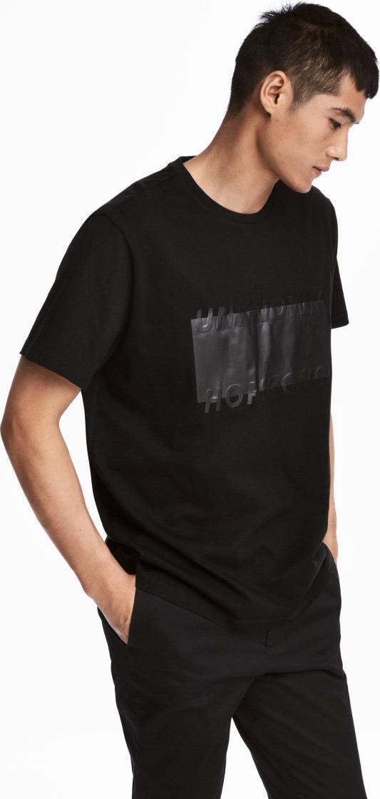 Отзыв на Футболка из Интернет-Магазина H&M