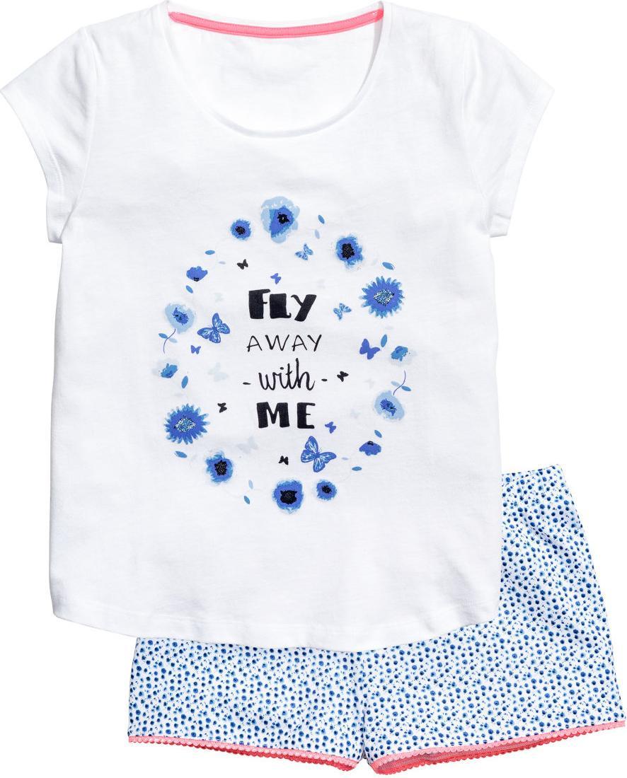 Отзыв на Пижама трикотажная из Интернет-Магазина H&M