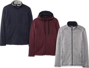 Отзыв на LIVERGY® для мужчин куртка трикотажная флисовая из Интернет-Магазина LIDL