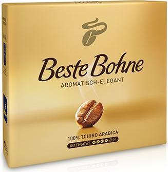 Отзыв на Beste Bohne - 500g Gemahlen из Интернет-Магазина Tchibo