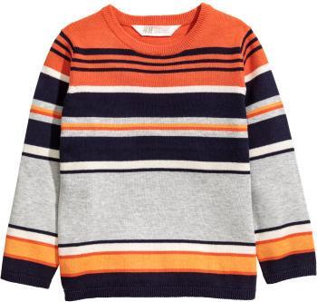 Отзыв на Baumwollfeinstrick-Pullover из Интернет-Магазина H&M