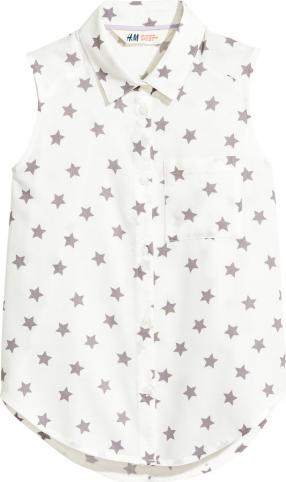 Отзыв на Блузка без рукавов из Интернет-Магазина H&M