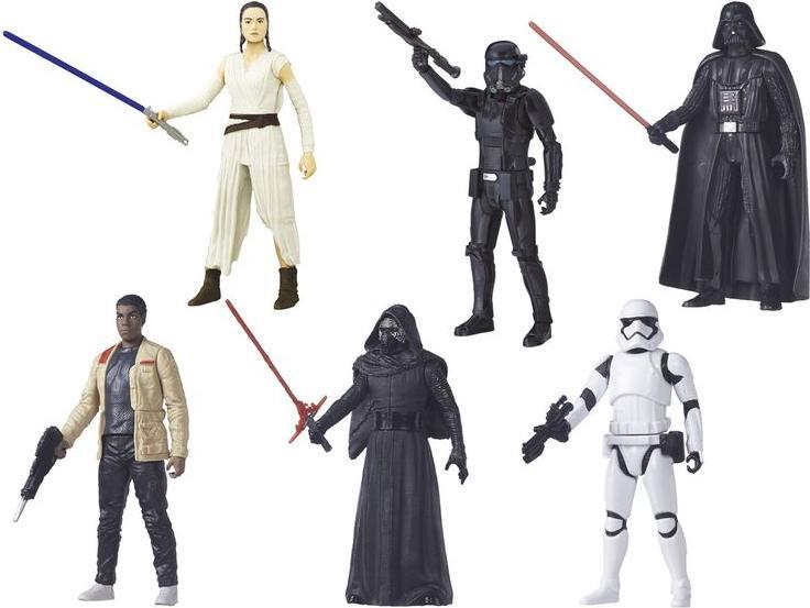 Отзыв на Star Wars из Интернет-Магазина LIDL