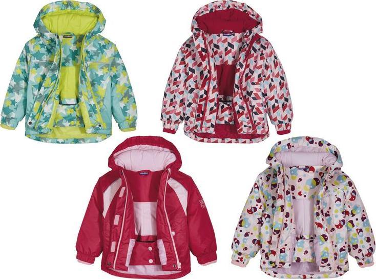 Отзыв на LUPILU® для девочки малыша лыжная куртка из Интернет-Магазина LIDL