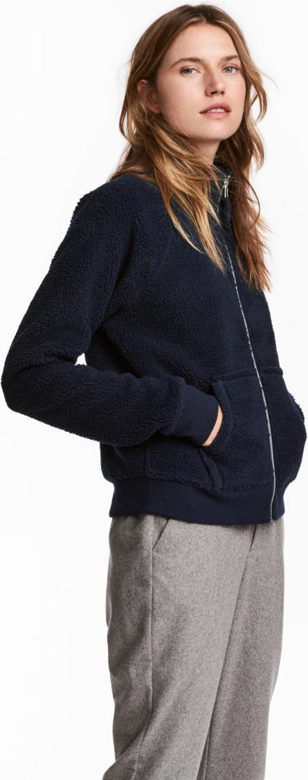 Отзыв на Куртка с теддифлис из Интернет-Магазина H&M